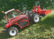 Slope tractor Sauerburger GRIP 4