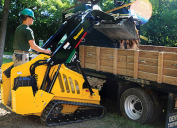 Mini Skid Steer Vermeer CTX100