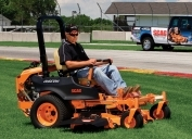 Large area mower Scag Cheetah